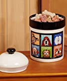 Debra Jordan Dog Treat Jar, My Pet Supplies