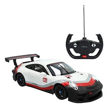 Rastar - Coche radiocontrol Porsche 911 GT3 CUP, escala 1:14 (ColorBaby 41266