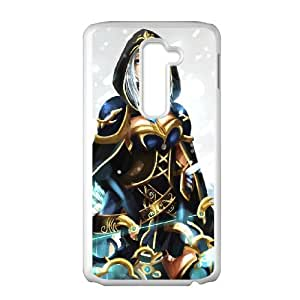 League Of Legends LG G2 Cell Phone Case White Zzuio