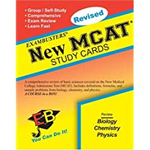 Exambusters MCAT Study Cards: A Whole Course in a Box