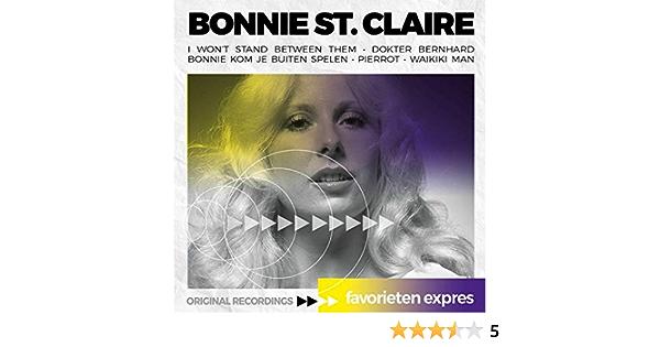 Favorieten Expres: St.Claire, Bonnie: Amazon.es: Música