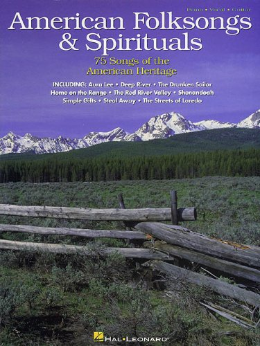 American Folksongs & Spirituals (All Of Me Piano Sheet Music compare prices)
