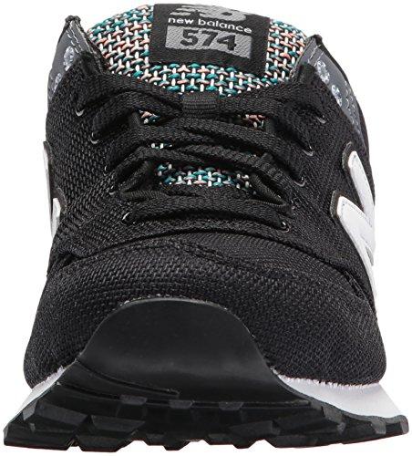 Mink Silver black WL New 574 Balance Wl574asb Schuhe 4ZqngwX