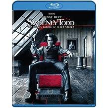 Sweeney Todd: The Demon Barber of Fleet Street [Blu-ray] by Dreamworks Video