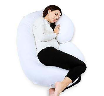 Amazon.com: Marine Moon - Almohada para embarazo/maternidad ...