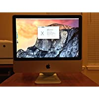Apple iMac Aluminum Core 2 Duo T7700 2.4GHz 1GB 320GB DVD±RW Radeon HD 2600 PRO 20 AirPort OS X w/Webcam & Bluetooth (Certified Refurbished)