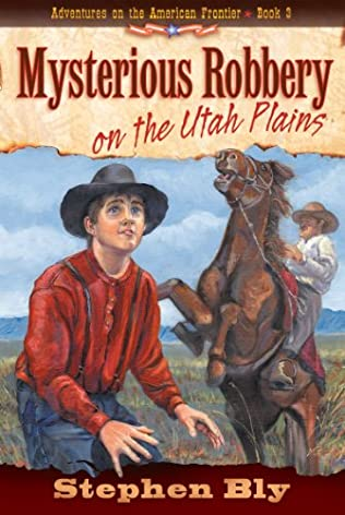 book cover of Mysterious Robbery On the Utah Plains