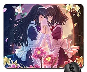 Aliza n Alice Mouse Pad, Mousepad (10.2 x 8.3 x 0.12 inches)