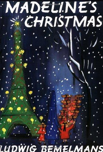 Madeline's Christmas: Ludwig Bemelmans: 9780140566505: Amazon.com ...