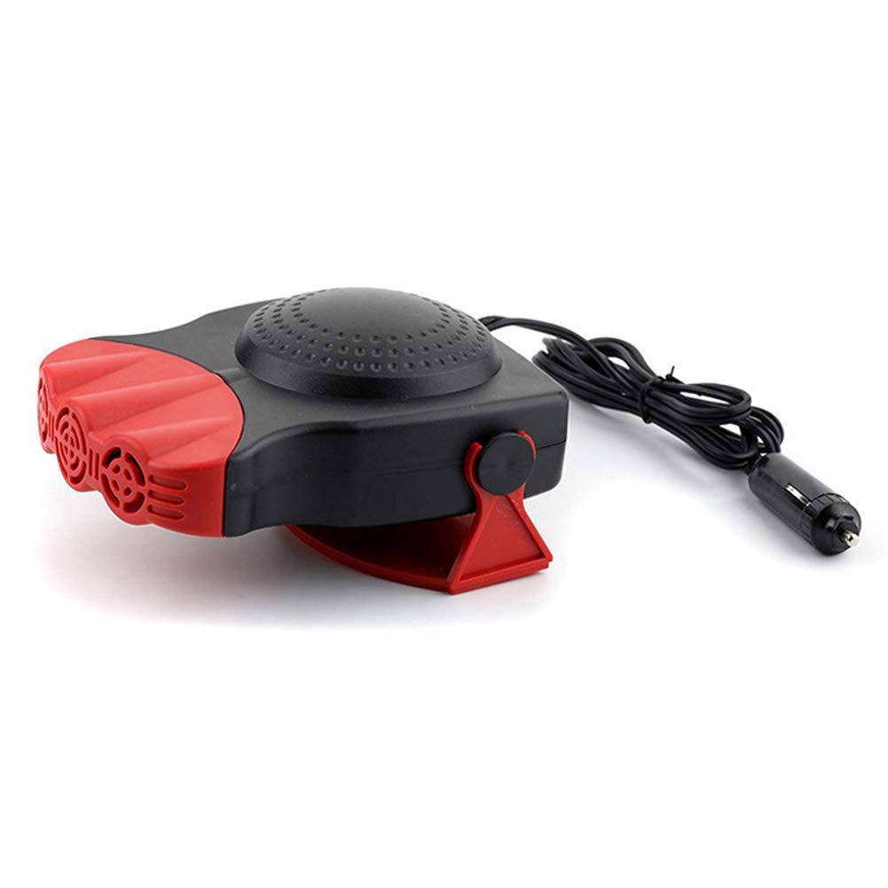 Dispositivo riscaldante per Parabrezza e finestrini Victoy Mini Ventilatore per sbrinamento e sbrinamento Termoventilatore Elettrico per Auto
