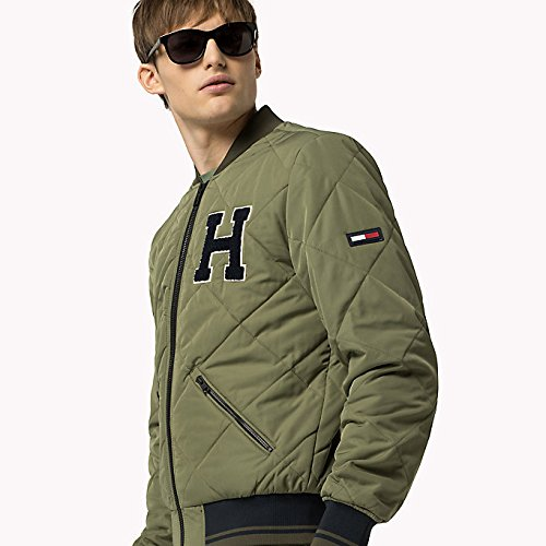new product 53695 ac8da Giubbotto Tommy Hilfiger denim dm0dm02376 bomber college ...