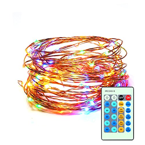 Creative Design Inc Starry String Light, 150 LEDs 49ft Di...