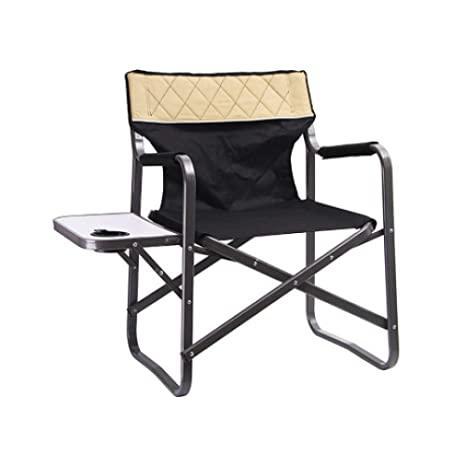 LIUQIAN Sillas de acampada Al aire libre silla plegable tubo ...