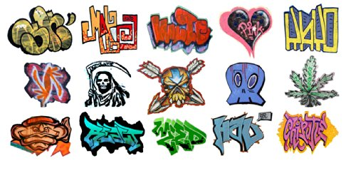 Used, N Scale Custom Graffiti Decals #18 - Great for Weathering for sale  Delivered anywhere in USA