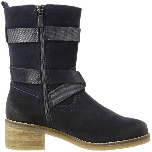 Be Natural Women's 26404 Boots Blue (Navy) outlet explore LfvzLda