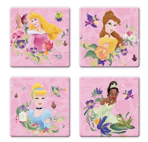 Disney Princess Tub Treads, 5 Pack ()