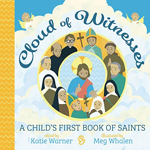 Doll First Book - Cloud of Witnesses: A Child's First Book of Saints
