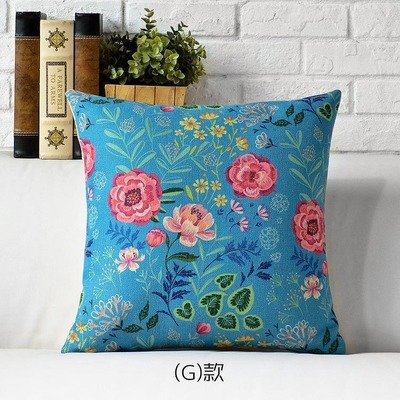 MAYUAN520 Cushion、Decorative Pillows Green Life Plants for sale  Delivered anywhere in USA
