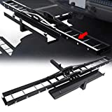 Motorcycle Scooter Dirt Bike Carrier Hauler Hitch