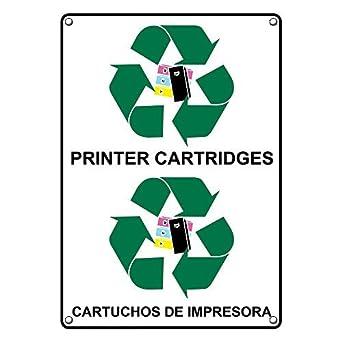 Amazon.com: Weatherproof Plastic Vertical Printer Cartridges ...