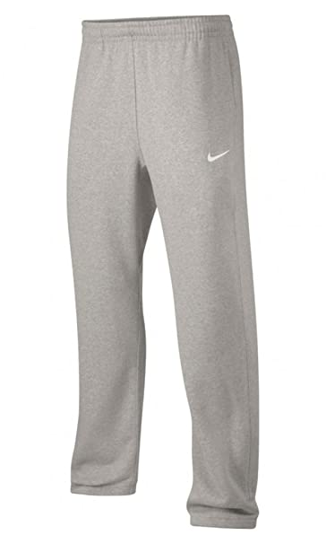 71ab88687e Amazon.com  Nike Team Club Fleece Pants - Boy s Grade School (Anthracite)   Sports   Outdoors