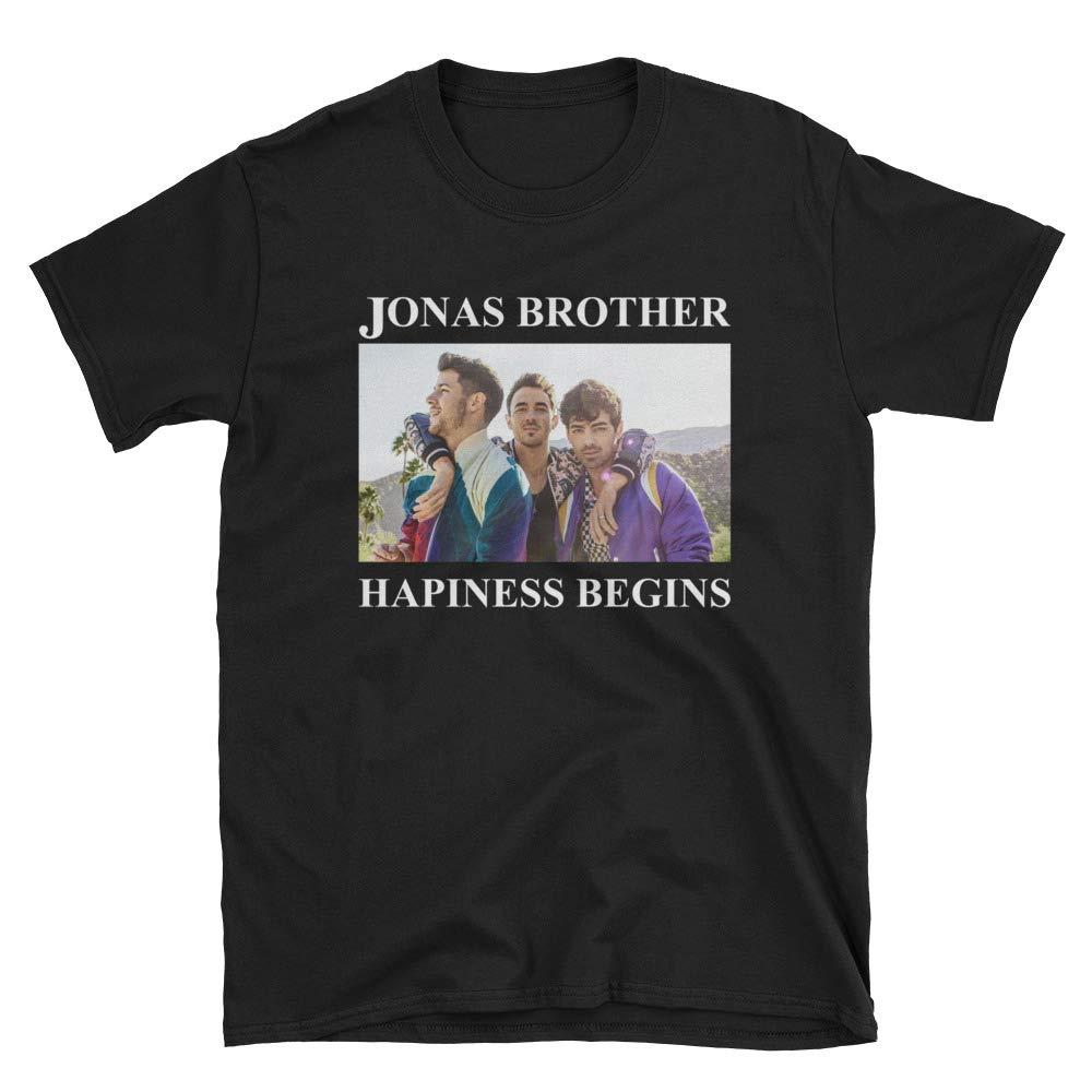 Jonas Brother Hapiness Begins Tshirt