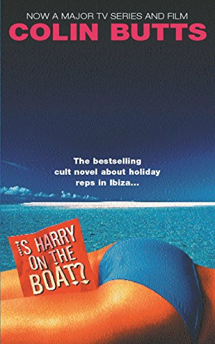 book cover of Is Harry on the Boat?