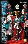 Blue exorcist, tome 13 par Kato