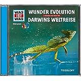 WAS IST WAS Hörspiel-CD: Evolution/ Darwins Weltreise (WAS IST WAS Hörspiele)