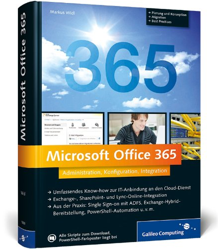 Microsoft Office 365: Administration, Konfiguration, Integration (Galileo Computing)
