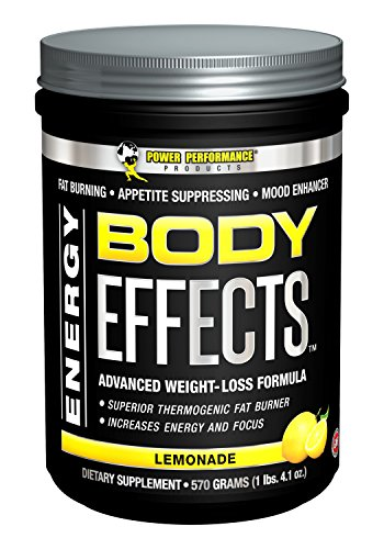 Power Performance Products Body Effects – Lemonade