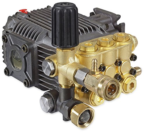 Mi-T-M Pressure Washer Pump 3-0297 CAT General AR Comet Replacements (3 Gpm Cat)