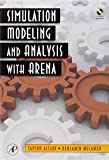 img - for Simulation Modeling and Analysis with ARENA by Tayfur Altiok (2007-07-06) book / textbook / text book