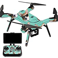 Skin For 3DR Solo Drone – Cool Corgi | MightySkins Protective, Durable, and Unique Vinyl Decal wrap cover | Easy To Apply, Remove, and Change Styles | Made in the USA