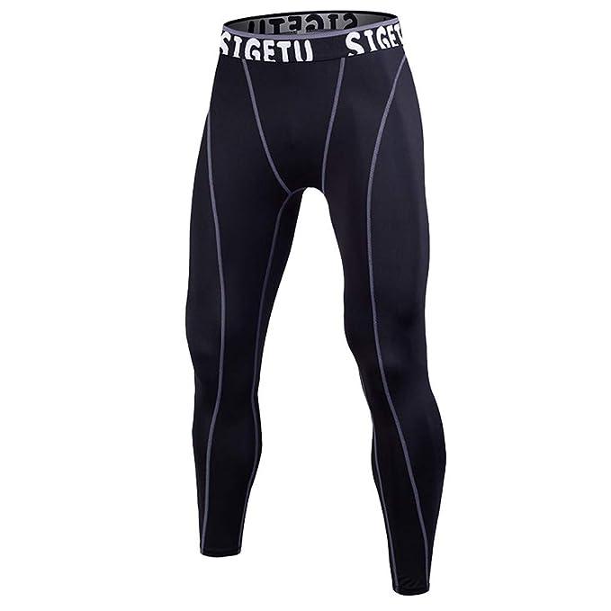 Amazon.com: Men Sport Trouser,Jchen Mens Compression Pants ...