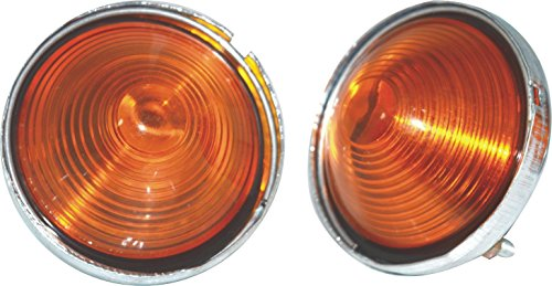 NEW COMBINATION PARKING OR TURN SIGNAL AMBER LIGHT WILLYS JEEP CJ-3B CJ3 CJ5 CJ6