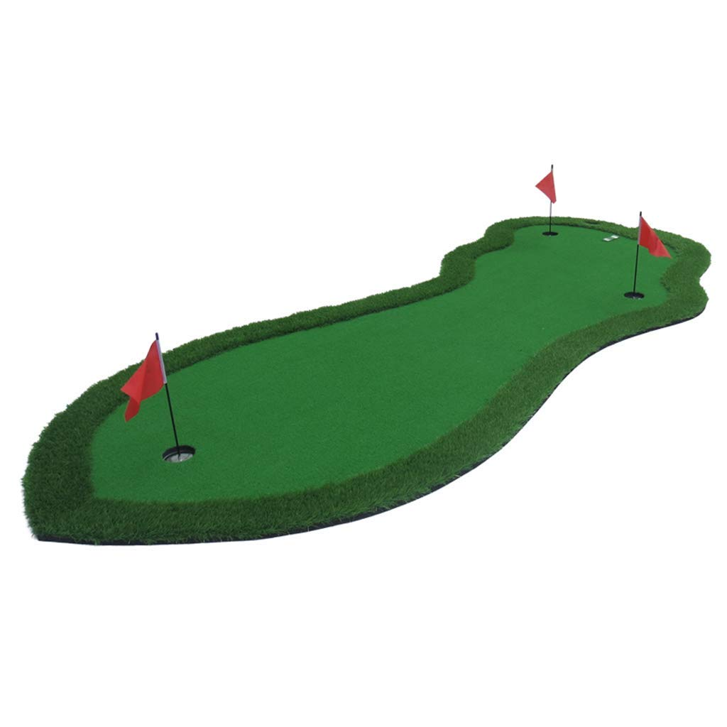 LTS ドライビングレンジゴルフ練習用マット のプロ用フェアウェイマット ゴルフマット B07PS53SZR Competition grass