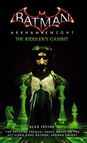 Batman: Arkham Knight - The Riddler's Gambit