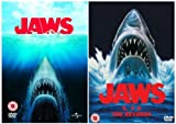The Complete Jaws DVD Movie Collection: Part 1, 2, 3 and 4 + Extras