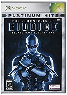 Amazon Com The Chronicles Of Riddick Escape From Butcher