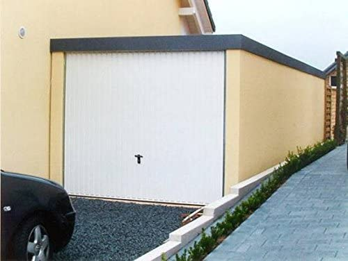 Garaje prefabricado para coche, 2, 58 m x 5, 54 m x 2, 35 m ...