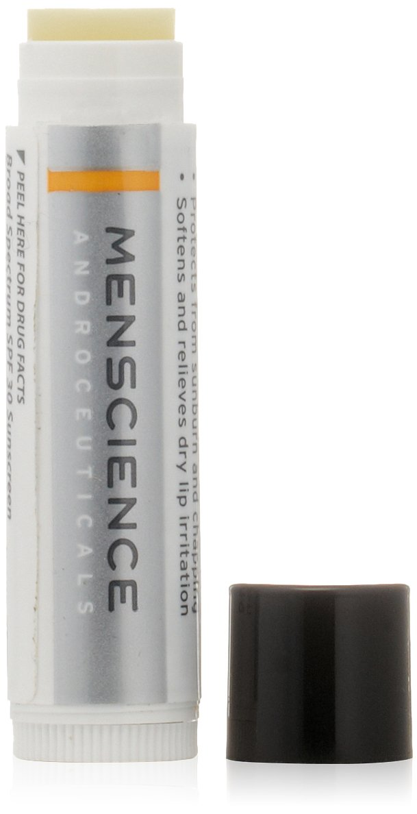 MenScience Advanced Lip Protection SPF 30 (0.15 oz/4.2 g) 11051 Cosmetics and Fragrances eyesandlips male grooming