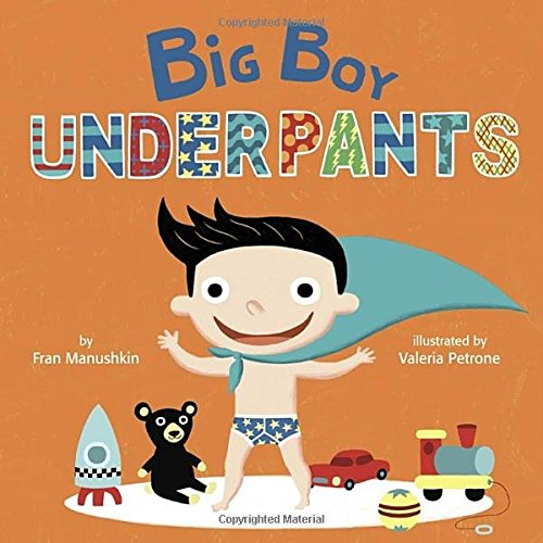 Big Boy Underpants Fran Manushkin product image