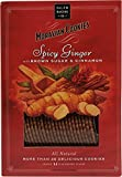 Salem Baking Co. Moravian Cookies, Spicy Ginger, 5-Ounce Box (Pack of 6)