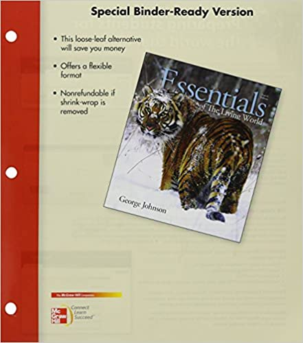 Where can i find essentials of the living world 4th edition.