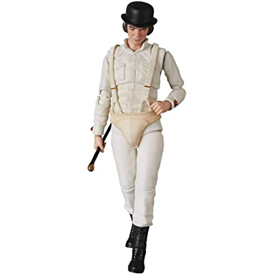 Medicom A Clockwork Orange: Alex Maf Ex Action Figure: Toys & Games