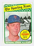 1969 Topps Baseball 434 Jerry Koosman AS New York Mets Very Good to Excellent
