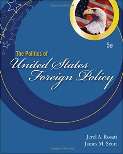 Book The Politics of United States Foreign Policy by Jerel A. Rosati (2010-01-11)