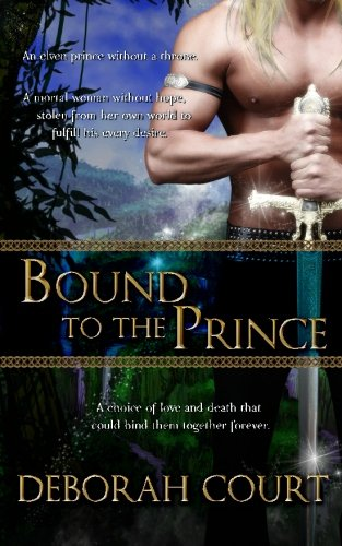 book cover of Bound to the Prince