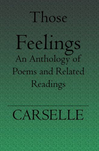 Download Those Feelings: An Anthology of Poems and Related Readings pdf epub